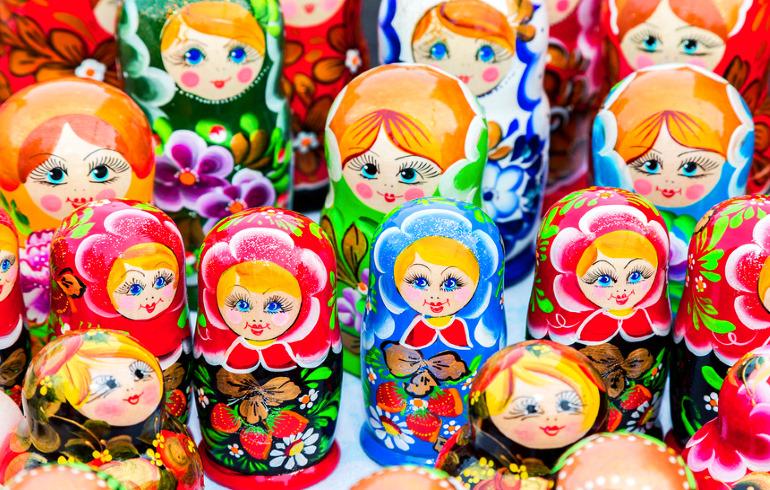 Вернисаж в Измайлово (Москва)