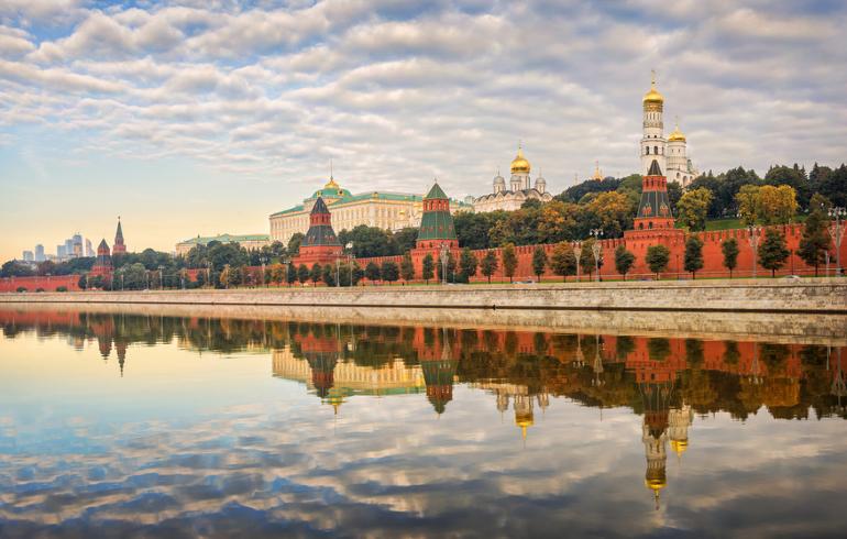 Лучшие набережные Москвы