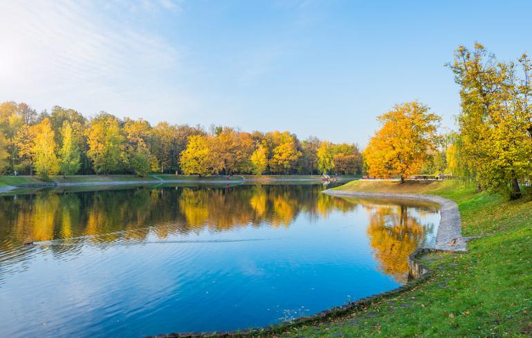 Парк «Останкино» в Москве