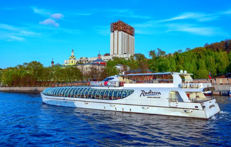 Прогулки по Москве-реке на теплоходе: 20 лучших маршрутов