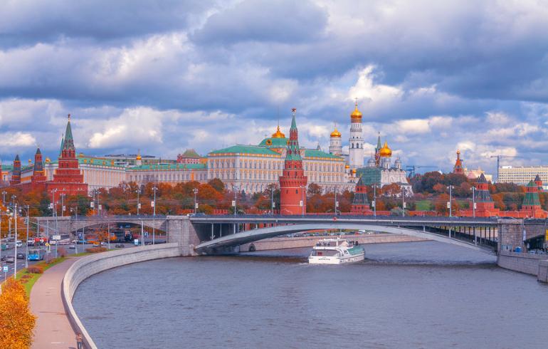 Теплоходная киномузыкальная экскурсия по Москве-реке