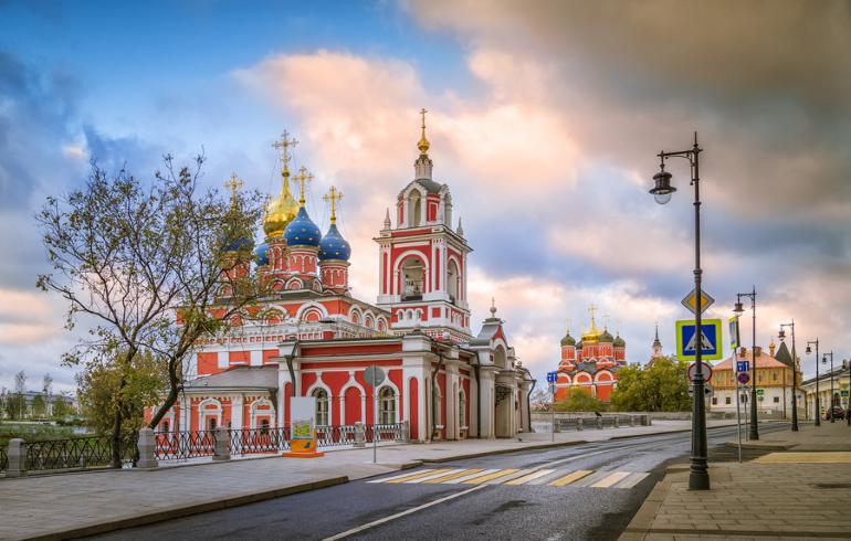Церковь Варвары Великомученицы на Варварке в Москве