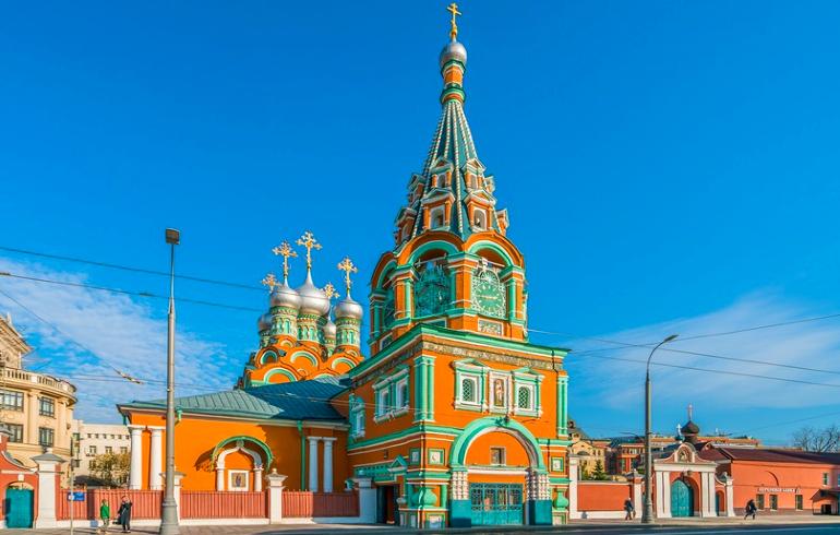 Храм Григория Неокесарийского в Москве
