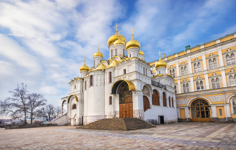 Благовещенский собор в Москве