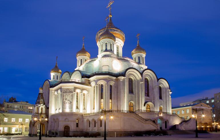 Монастыри Москвы. Сретенский ставропигиальный мужской монастырь
