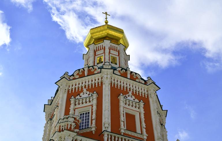 Монастыри Москвы. Богоявленский монастырь