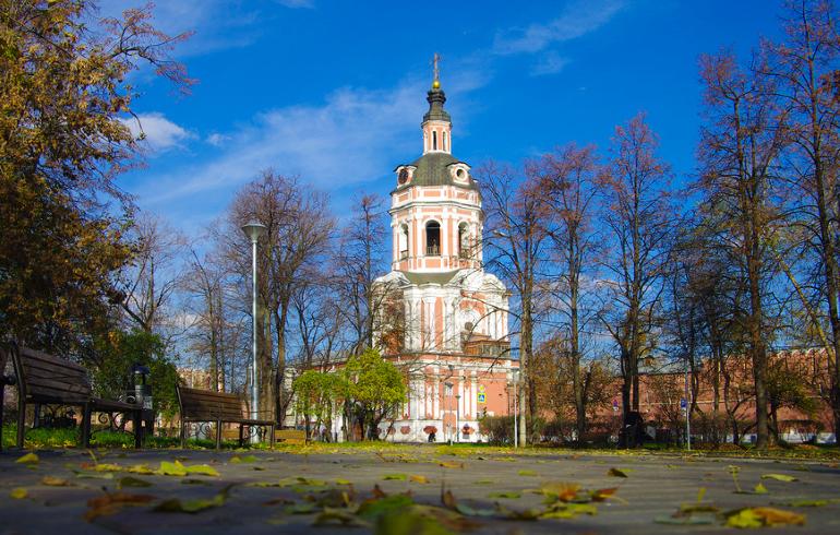 Монастыри Москвы. Донской монастырь