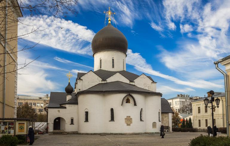 Монастыри Москвы. Марфо-Мариинская Обитель милосердия