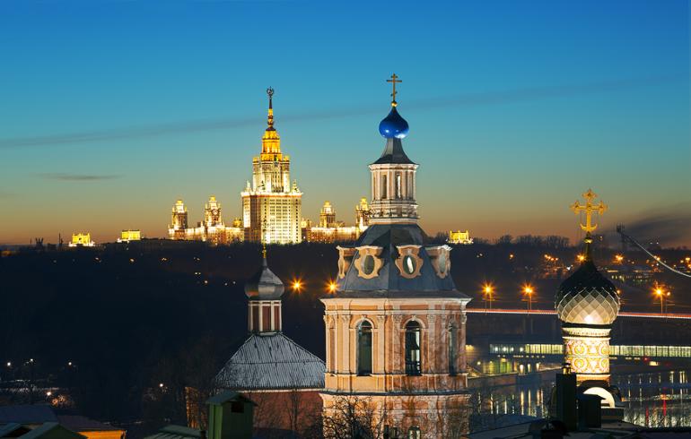 Монастыри Москвы. Андреевский ставропигиальный мужской монастырь