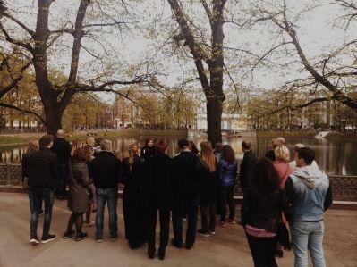 Пешеходная экскурсия по Булгаковской Москве.