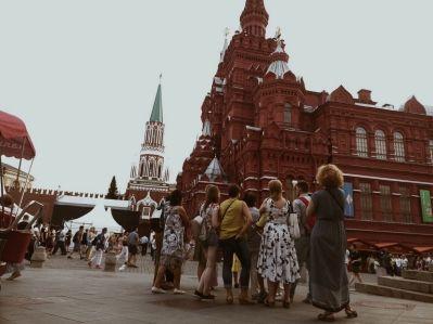 Пешеходная экскурсия по Красной площади и Александровскому саду.