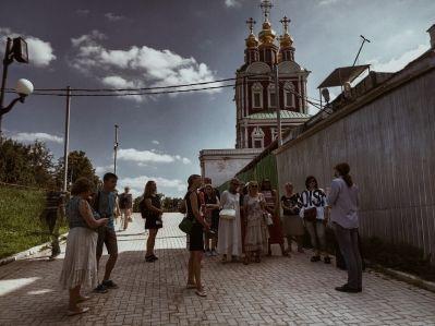 Пешеходная экскурсия вдоль стен Новодевичьего монастыря с посещением некрополя.
