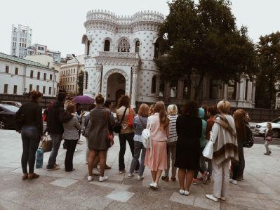 Пешеходная экскурсия по Старому Арбату.