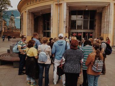 Пешеходная экскурсия по Замоскворечью.