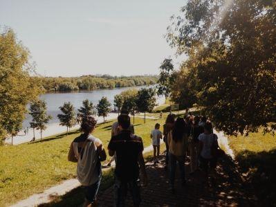 Пешеходная экскурсия по музею–заповеднику Коломенское.