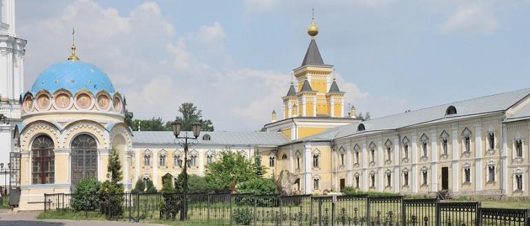 52 места для свадебных прогулок в Москве и Подмосковье. Николо-Угрешский монастырь