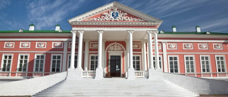 52 места для свадебных прогулок в Москве и Подмосковье. Усадьба Кусково