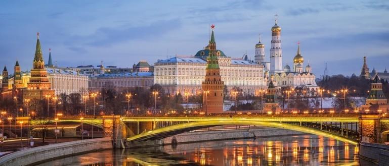 Экскурсия в Московский Кремль на английском языке