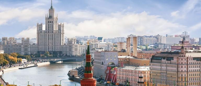 Где можно погулять в Москве? 32 самых красивых места столицы