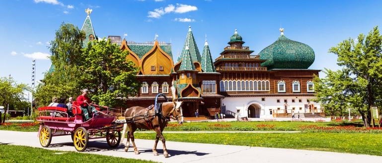 Самые крупные парки–заповедники Москвы