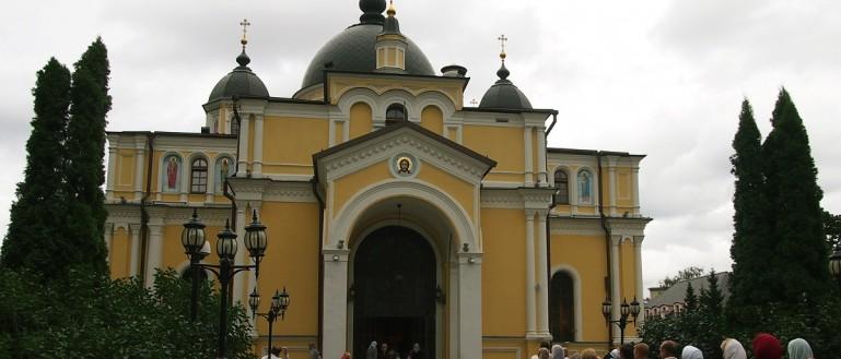 Автобусная экскурсия к святой Матроне Московской