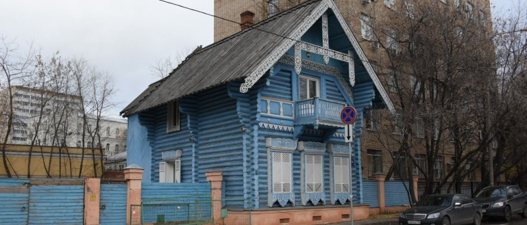 Деревянная Москва – уголок патриархальной старины