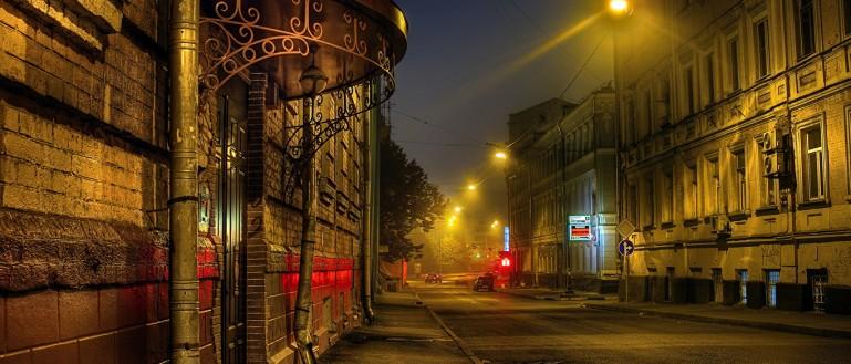 Пешеходная экскурсия по мистической Москве – «По следам московских привидений»