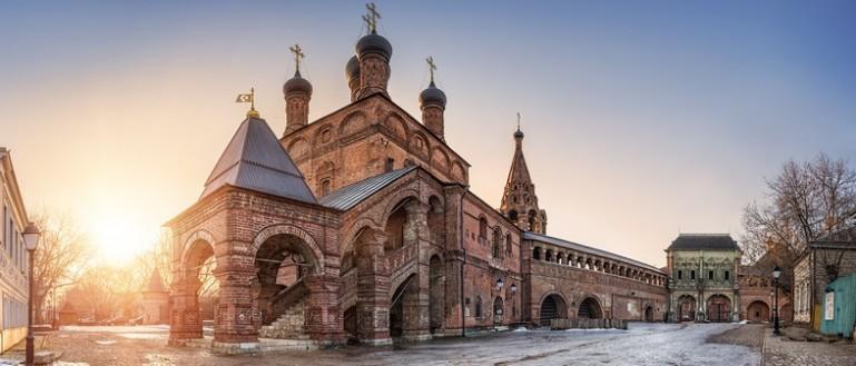 Тайны и загадки Москвы (с посещением Крутицкого подворья)