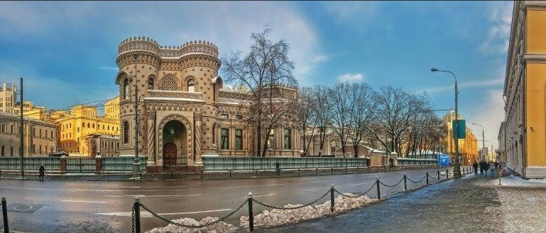 Купеческое прошлое Москвы