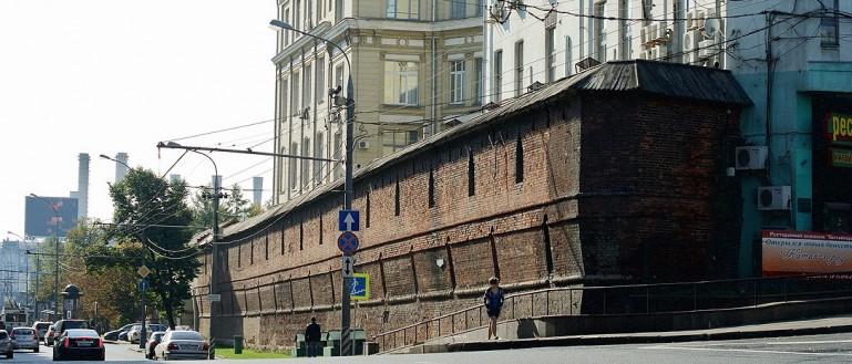 Пешеходная экскурсия по Китай–городу в Москве