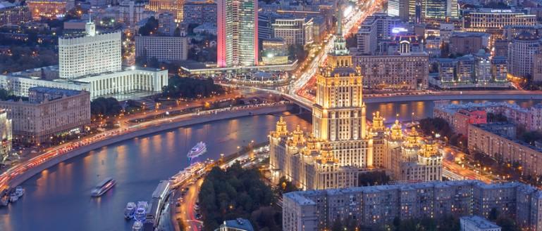 Экскурсия на открытую смотровую площадку в «МОСКВА–СИТИ»