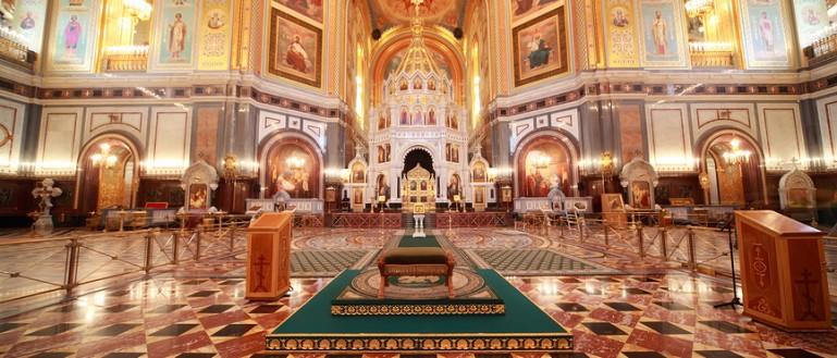 Экскурсия по храму Христа Спасителя с посещением 4 смотровых площадок