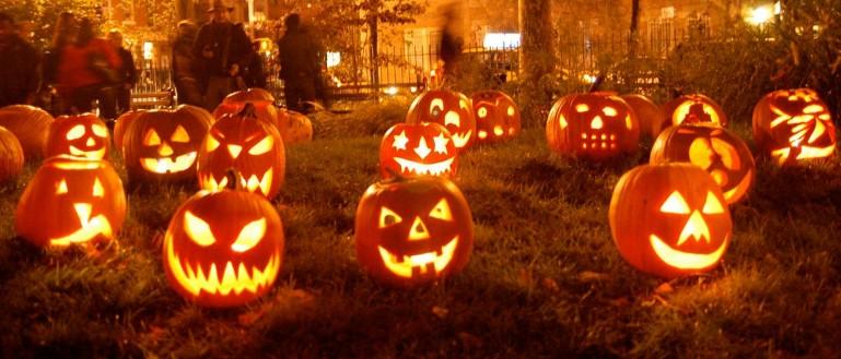 Мистический Хэллоуин