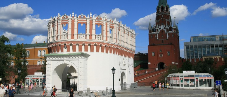 Интерактивная автобусная экскурсия – «В поисках кладов и сокровищ Москвы»