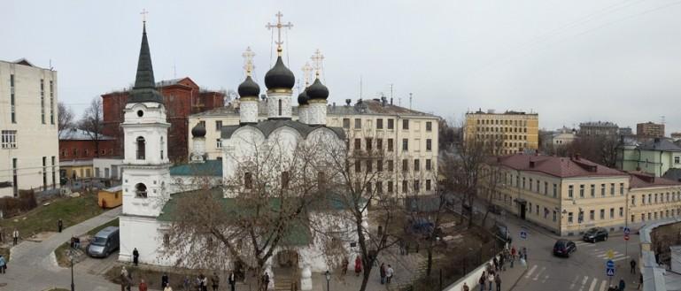 Ивановская горка – сакральный холм Москвы