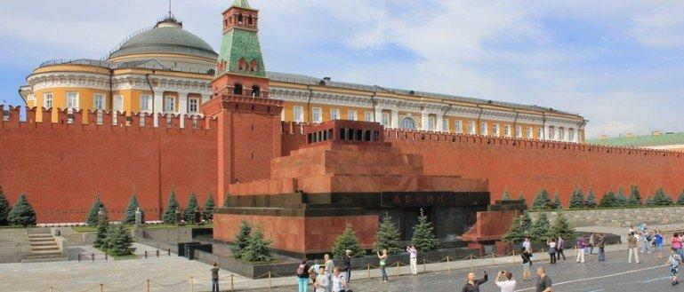 Тайны Ленинского склепа (с посещением мавзолея В. И. Ленина)