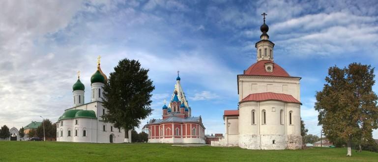 Однодневные экскурсии из москвы