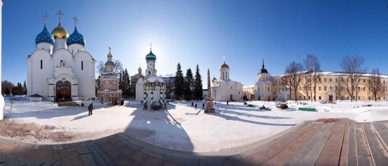 Сергиев Посад – Хотьково – Радонеж – Черниговский скит