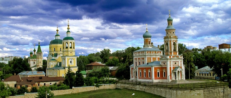 Серпухов – Подмоклово – Зачатьевское