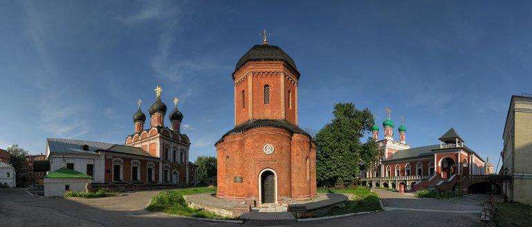 Великие монастыри Москвы