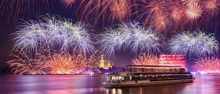 Новогодняя ночь на борту VIP–теплохода «АРТУРС»