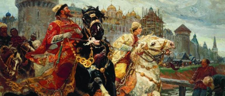 В поисках Опричного замка Грозного царя