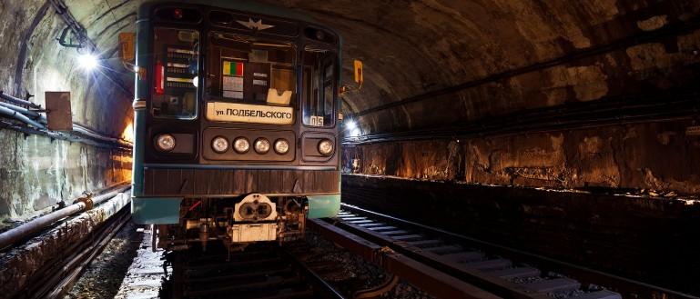 Московское метро: Подземные дворцы Москвы