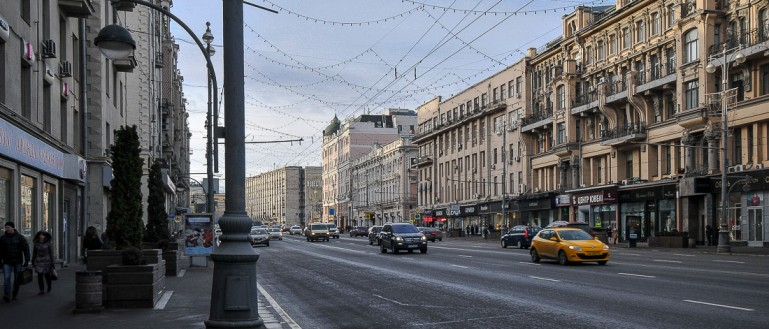 Тверская улица. Знакомая и неизвестная