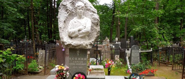 Ваганьково – последнее пристанище артистов и художников