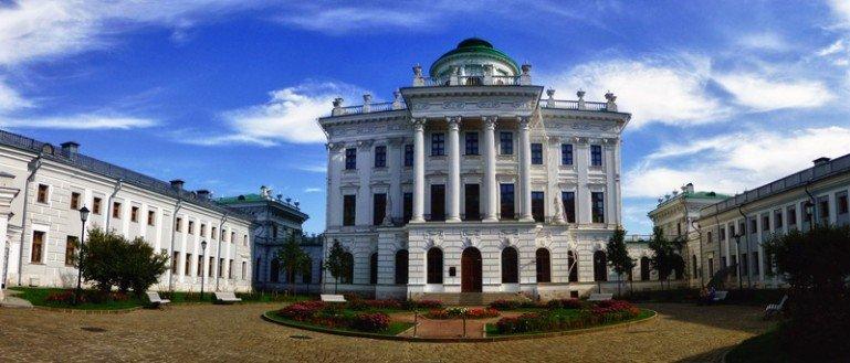 Экскурсия в дом Пашкова в Москве