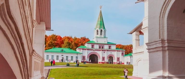 Пешеходная экскурсия по музею–заповеднику Коломенское. Полковничьи палаты