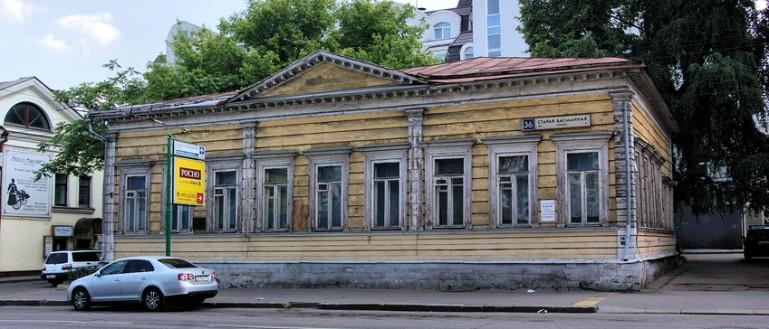 Автобусная экскурсия по Пушкинской Москве. Дом–музей В.Л. Пушкина