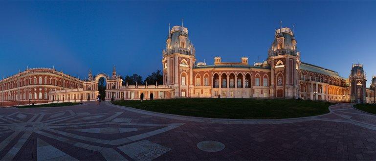 Экскурсия по парку–музею и заповеднику Царицыно